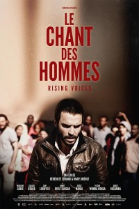 rising voices hommes poster