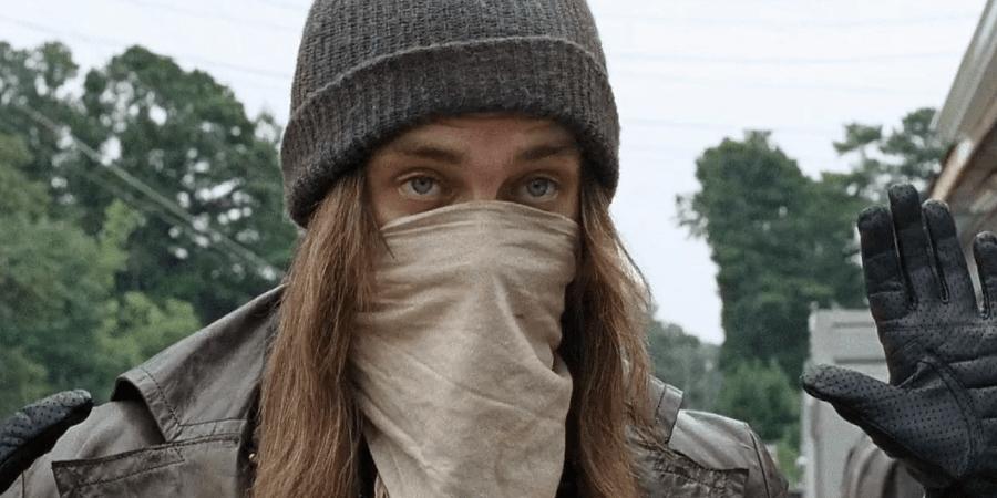 The Walking Dead 6: l'inseguimento dell'episodio 10 sulle note di Benny Hill