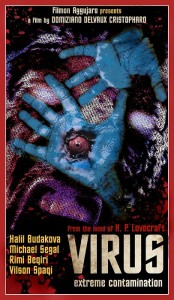 virus extreme domiziano poster