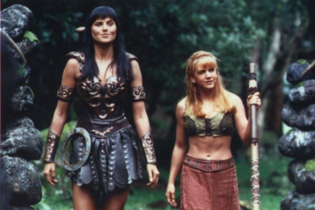 Xena – Principessa Guerriera (1995)