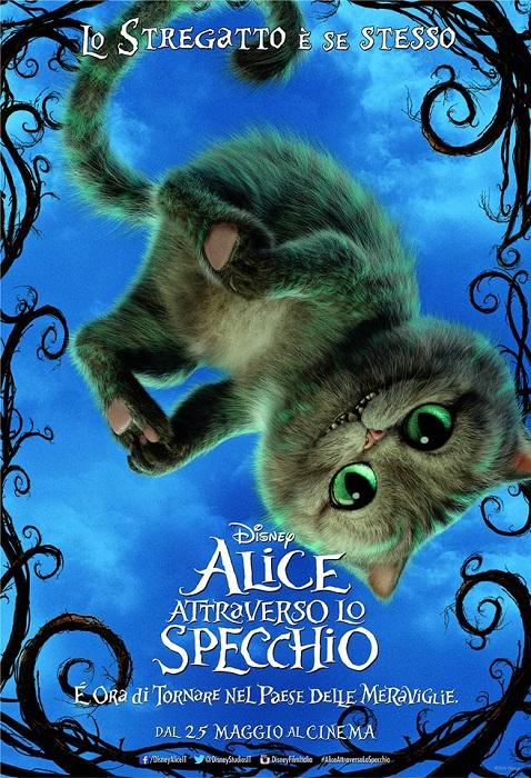 15 cose da sapere su alice attraverso lo specchio il cineocchio - Alice dentro lo specchio ...