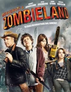 Benvenuti a Zombieland poster