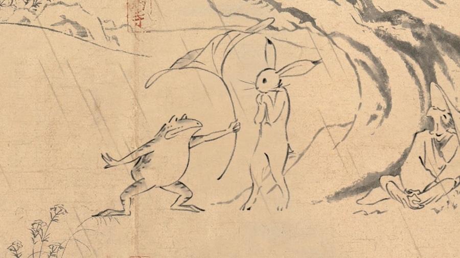 Lo Studio Ghibli anima il più antico manga della storia