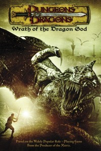 Dungeons & Dragons Wrath of the Dragon God