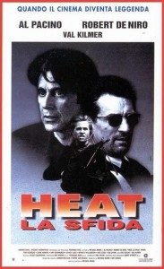Heat locandina mann