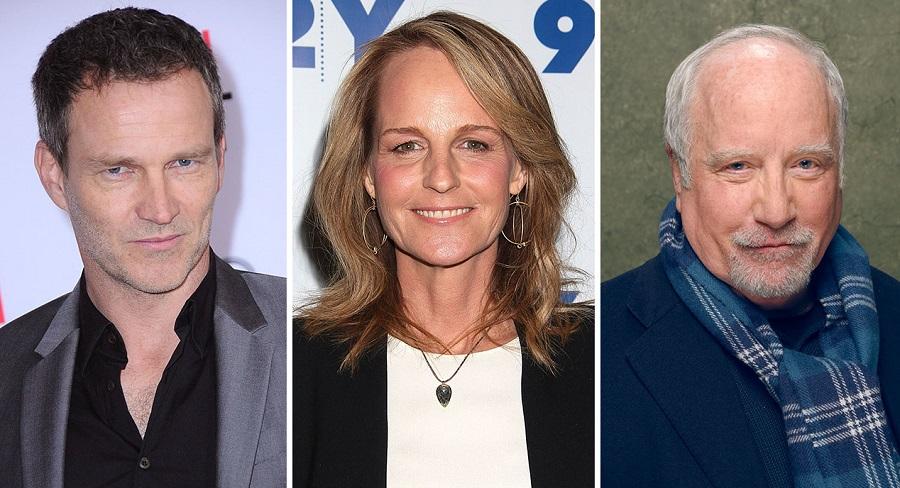 Shots Fired: nel cast anche Helen Hunt, Richard Dreyfuss e Stephen Moyer
