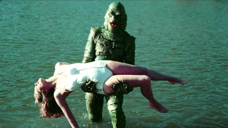 Il mostro della laguna nera colori 3