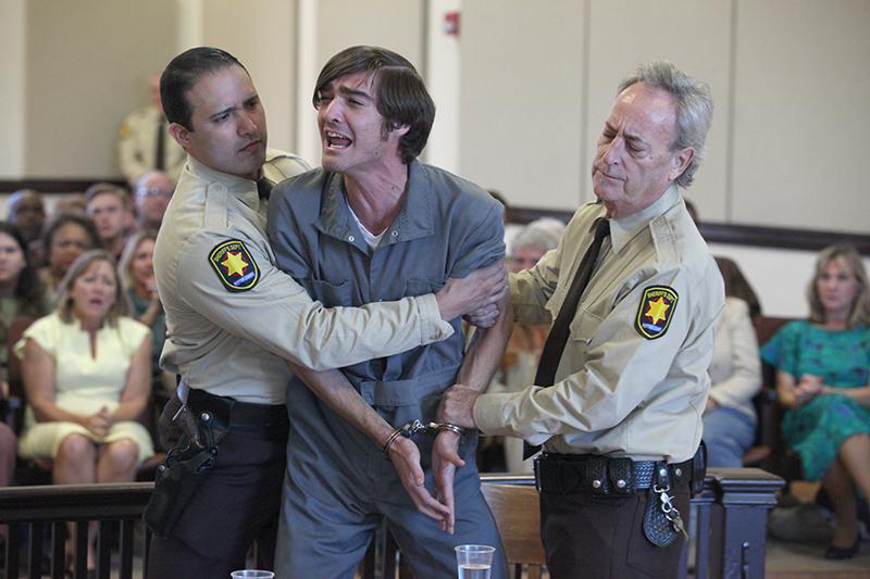 Johnny Frank Garrett's Last Word: un condannato a morte giura vendetta nel thriller soprannaturale di Simon Rumley