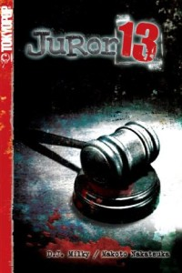 Juror 13 manga