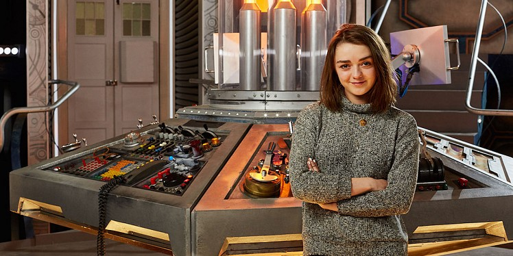 Maisie-Williams-Doctor-Who