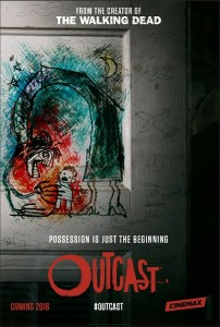 Outcast cinemax serie