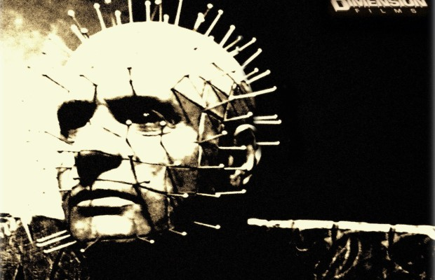 Primo poster - con Pinhead - di Hellraiser: Judgment