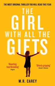 The Girl With All The Gifts libro