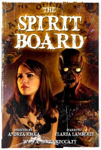 The Spirit Board - Poster