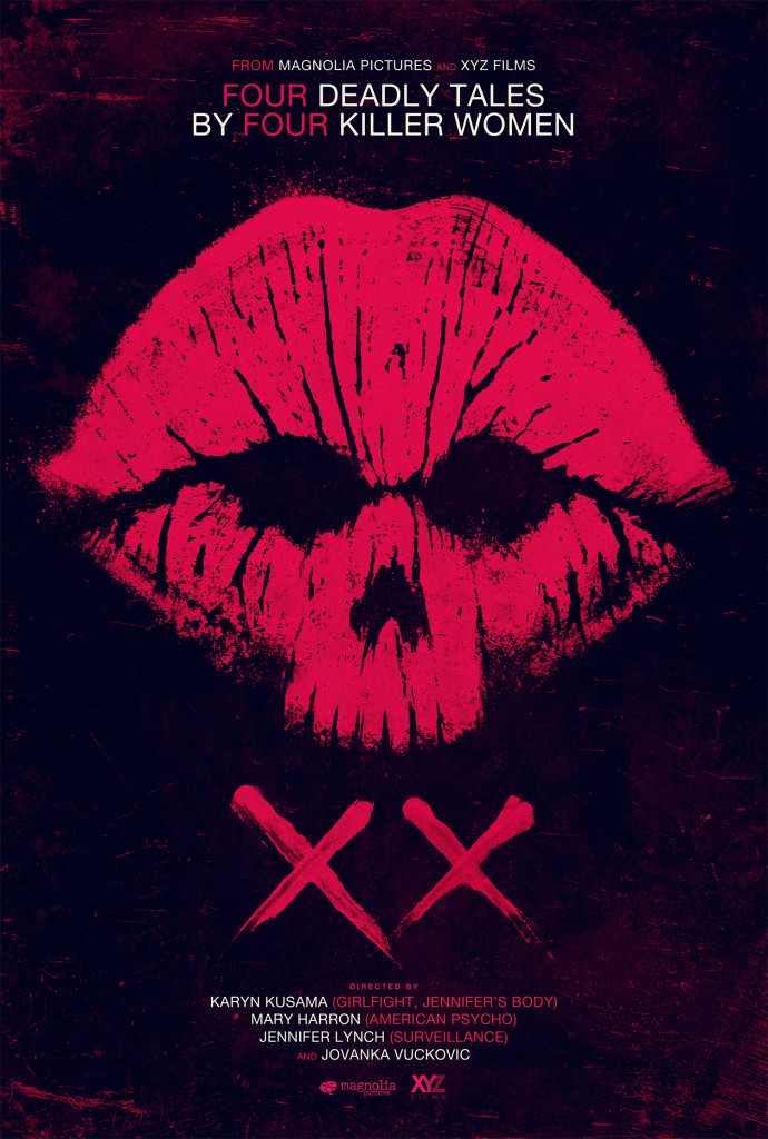 XX Antology horror poster