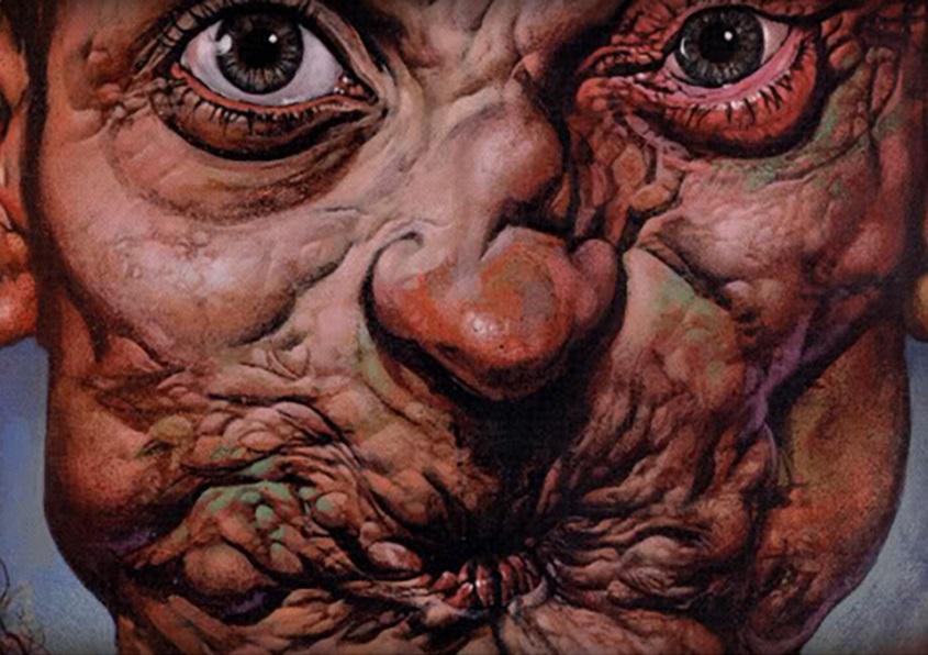 Preacher: rivelato l'aspetto di Arseface nella serie TV