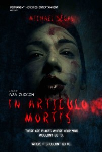 articulo mortis poster