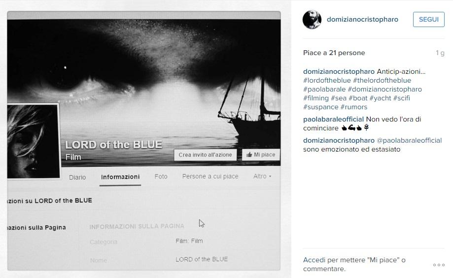 domiziano barale instagram