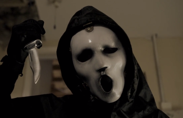 ghostface scream mtv