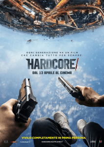 hardcore! poster