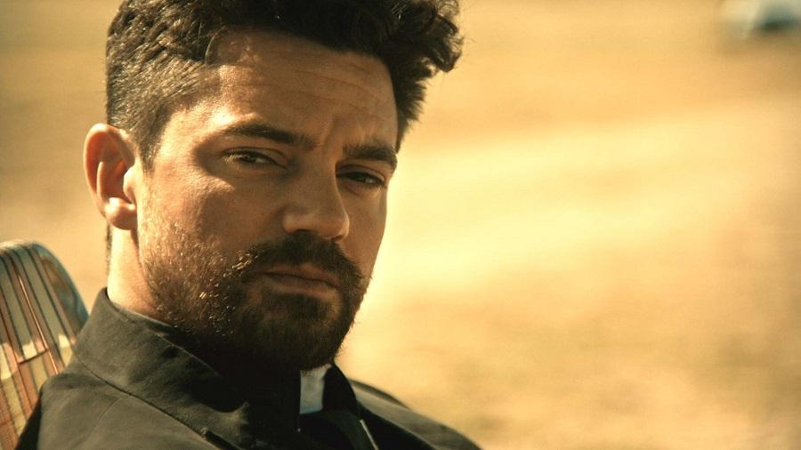 Preacher: immagini ufficiali per i tre protagonisti della serie di AMC