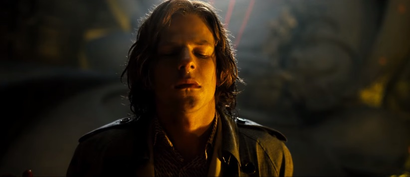 lex luthor batman scena tagliata