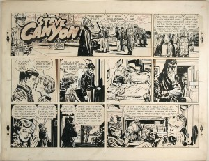 milton caniff canyon
