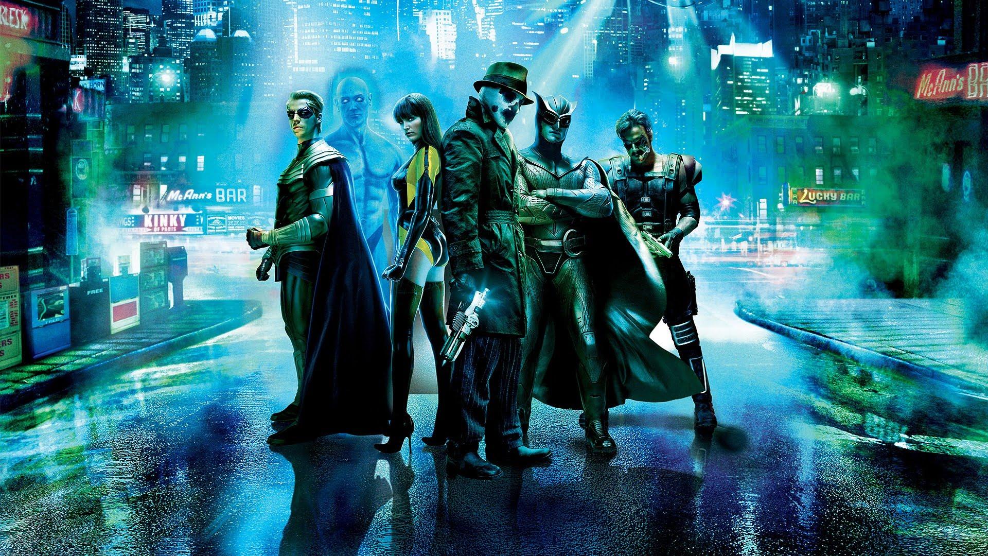 Watchmen: Zack Snyder dice la sua su Director's Cut e Ultimate Cut