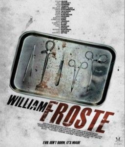 william froste film locandina