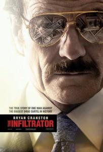 Bryan Cranston The Infiltrator poster