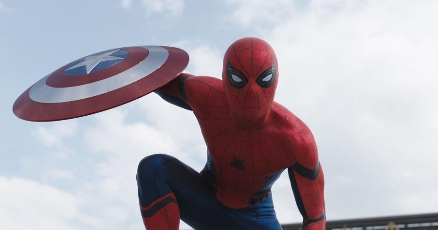 Titolo e logo per il nuovo film di Spider-Man