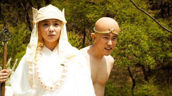 Yudai Yamaguchi con Chinyuki ci regala un 'Viaggio in Occidente' in versione trash