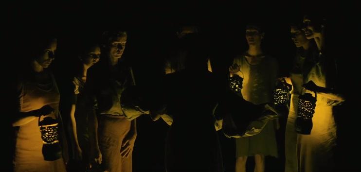 Lucile Hadzihalilovic evolution film
