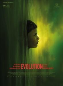 Lucile Hadzihalilovic evolution poster