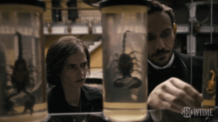 Penny Dreadful 3: Eva Green incontra la new entry Christian Camargo nella nuova clip