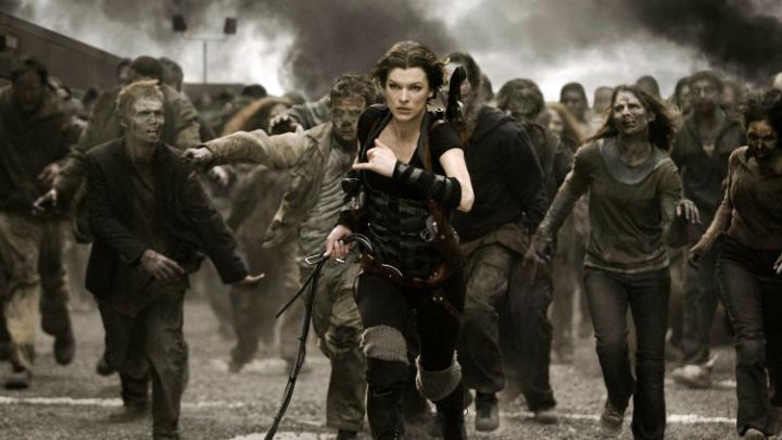 Resident Evil final chapter
