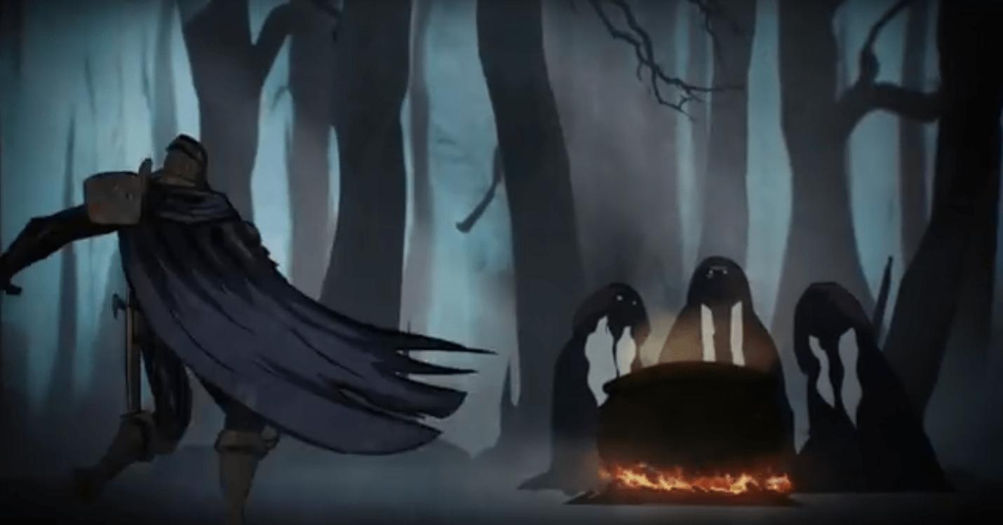 [cortometraggio] The Witches: Eli Roth alle prese con Dark Souls III