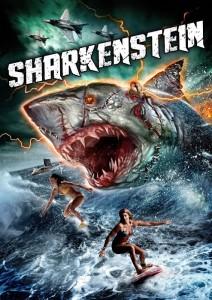 Sharkenstein locandina
