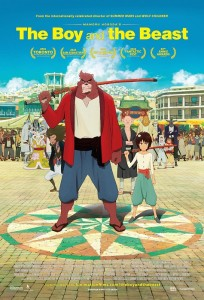 THE BOY AND THE BEAST hosoda locandina