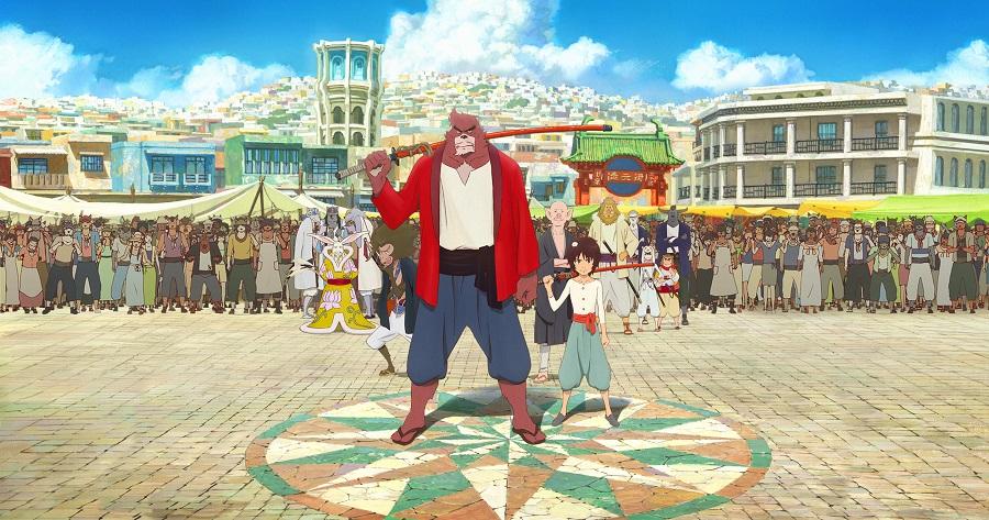 L'avventura animata The Boy and the Beast di Mamoru Hosoda arriva nei nostri cinema