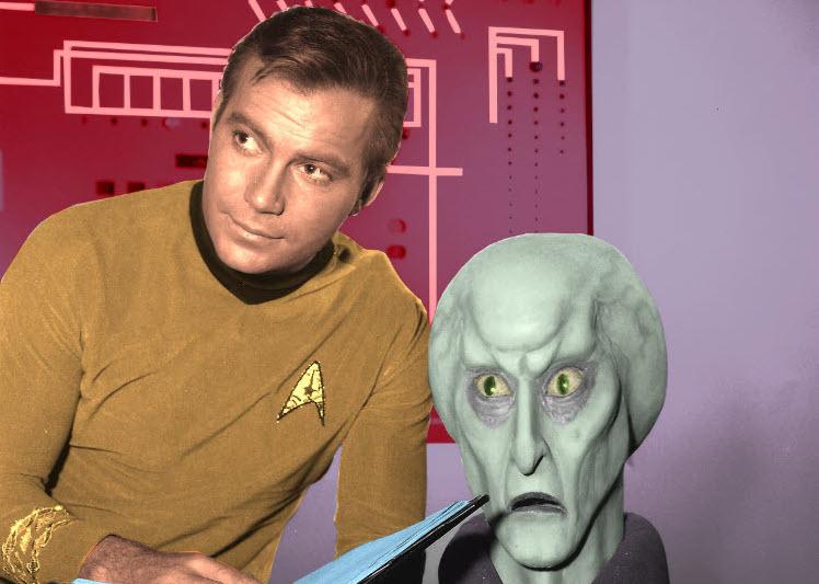 Star Trek: un libro raccoglie immagini rare e inedite della serie classica