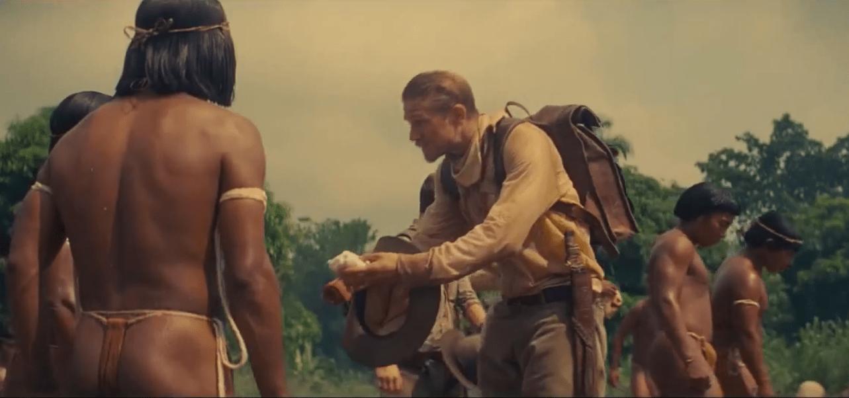 Charlie Hunnam nel trailer di The Lost City of Z esplora l'insidiosa foresta amazzonica
