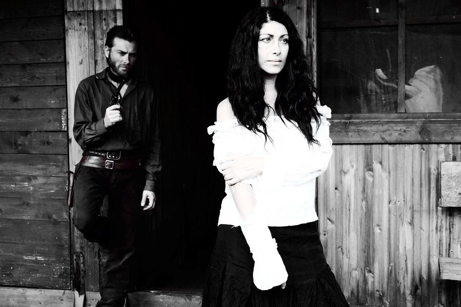 Intervista a Emiliano Ferrera sulla web serie western Blood from Hell
