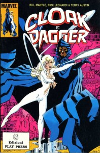 cloak e dagger fumetto play press