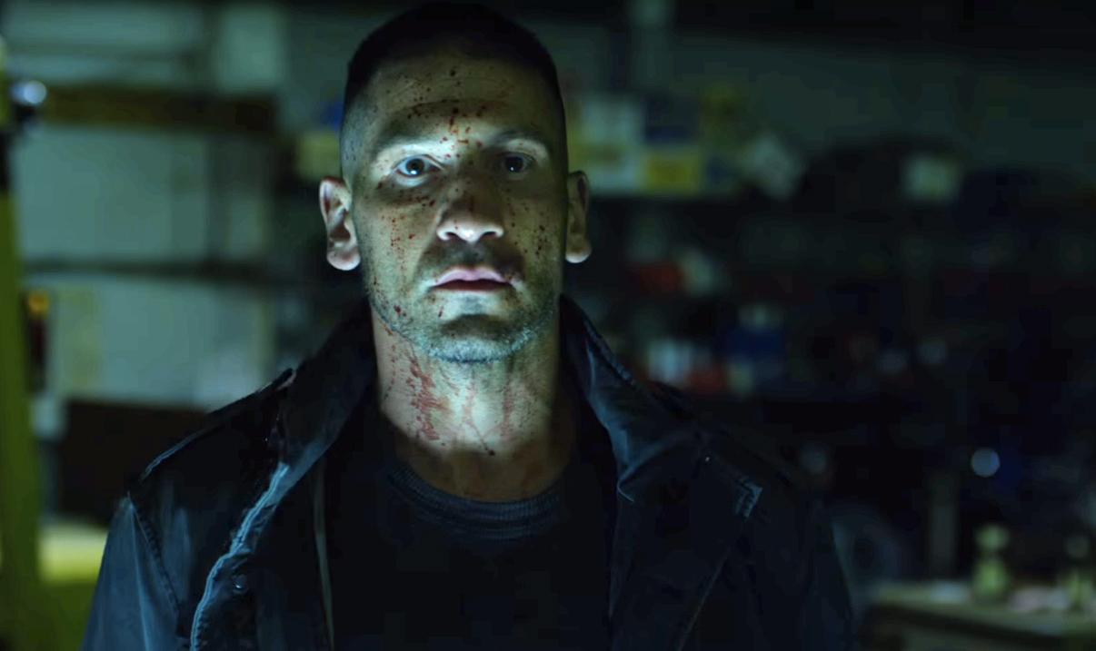 The Punisher è a caccia di criminali nel teaser trailer della nuova serie di Netflix