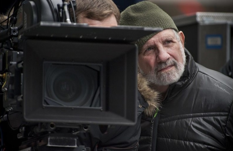 Brian De Palma al lavoro sulla black comedy The Truth and Other Lies