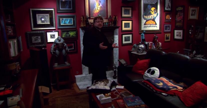 Guillermo del Toro ci porta alla scoperta della sua fantastica Bleak House