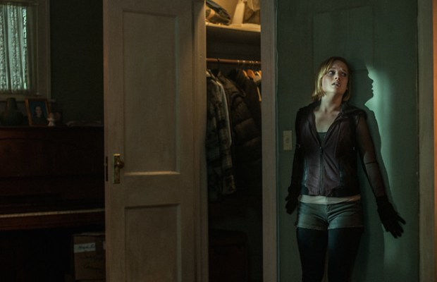 Prima immagine di Jane Levy nell'horror Don't Breathe di Fede Alvarez