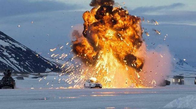 Fast 8: nuove esplosive immagini dal set islandese