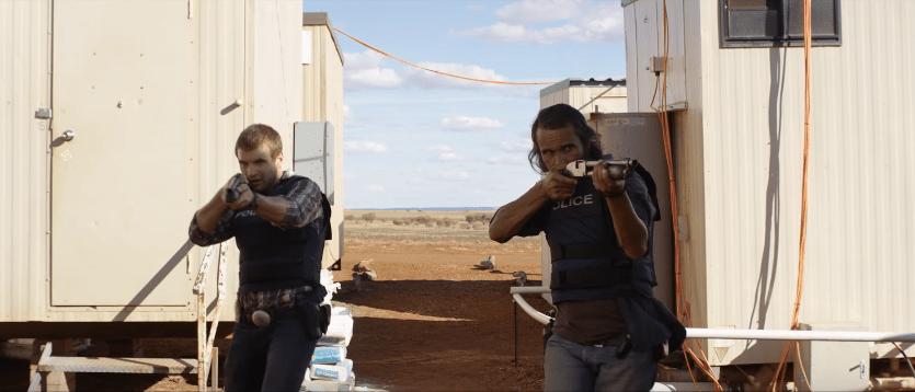 Nuova indagine nell'Outback per il detective aborigeno Jay Swan con Goldstone